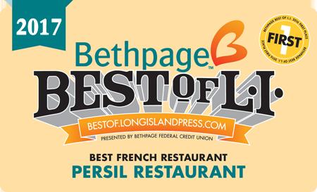 Brasserie Persil Restaurant Oceanside Ny